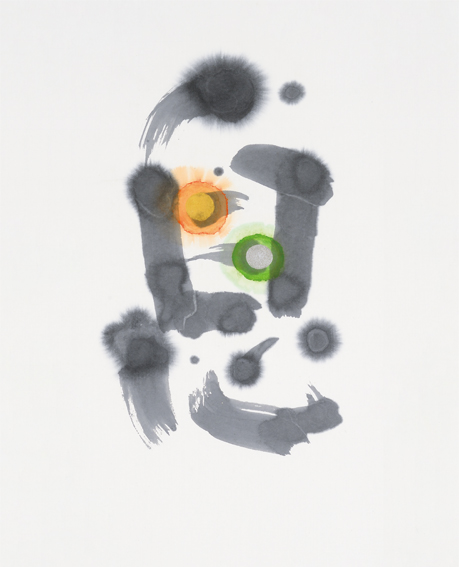 亀井武彦 「息」