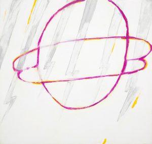 「線なんてないさ 絵なんてうそさ」秋山早紀個展