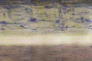 斉藤典彦展 「こまやま―浮遊の景色」