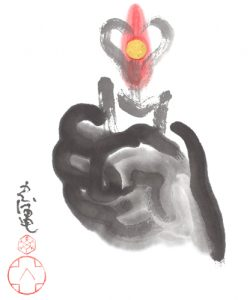 亀井武彦 展 「かめのおくりもの」