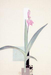 花をたのしむ 清野圭一 日本画展