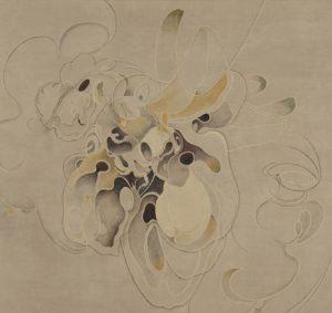 「生命の解剖学」生きた自然を描く ―中村恭子日本画作品展