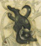 三浦幸子 「猫の時間」