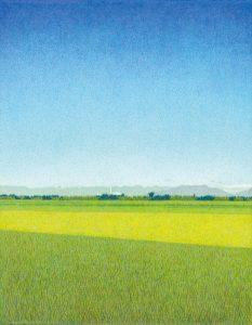 横山大河 展 『風景の花鳥風月』